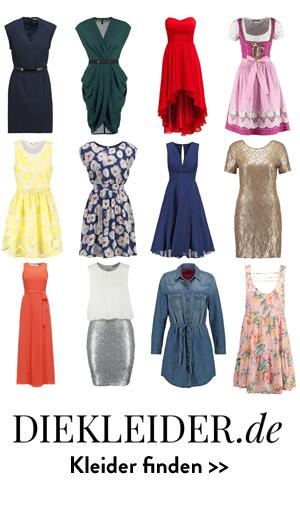 Kleider finden in der Kleidersuchmaschine